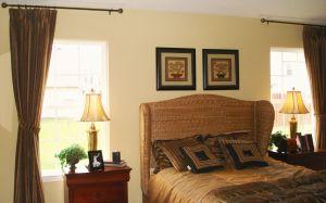 El dormitorio y su cama