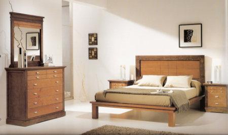 El estilo en los muebles de dormitorio - Muebles para habitacion ...