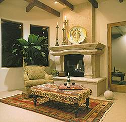 Decorar chimenea decorar la chimenea decorar chimenea - Decorar un salon con chimenea ...
