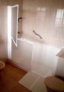 Baño para discapacitados