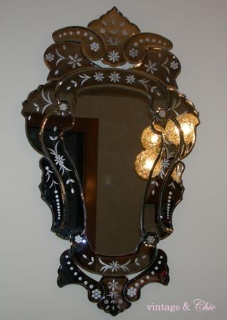 Adornar la casa con espejos for Espejo marco ancho