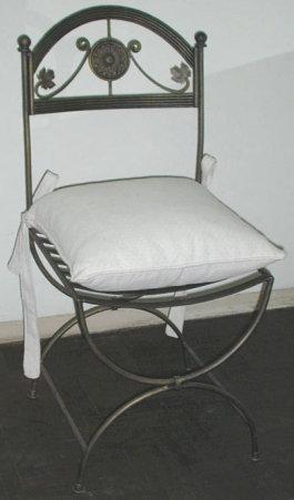 Decorar con muebles de hierro forjado for Muebles de fierro forjado
