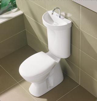 Inodoro para el baño