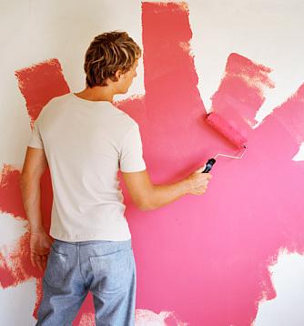 C mo evitar las marcas e imperfecciones al pintar - Pinturas para pintar paredes ...
