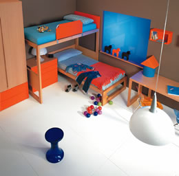 Ideas para decorar un dormitorio de ni os - Decoracion dormitorios ninos ...