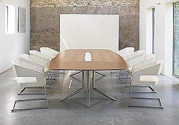 Mesa de estilo contemporáneo para oficina