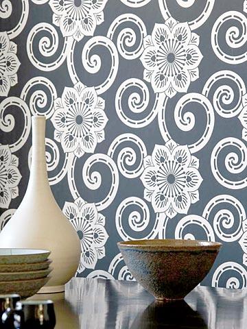 Estilos de papel tapiz - Papel de empapelar paredes ...
