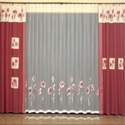 Pintar cortinas a mano