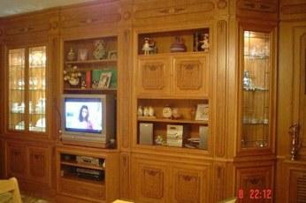 Muebles y maderas de roble