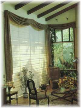 Decoración con ventanas