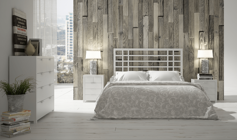 Dormitorios en blanco 7 estrategias decorativas nicas - Decoracion de dormitorios en blanco ...