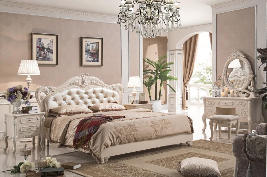 Gu a decora tu dormitorio al modo franc s paso a paso - Decoracion francesa provenzal ...