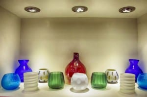 Accesorios modernos para la decoración