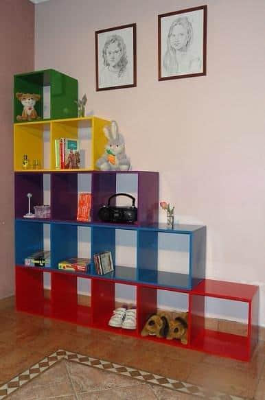 Decoraciones para que los ni os crezcan for Muebles modernos ninos