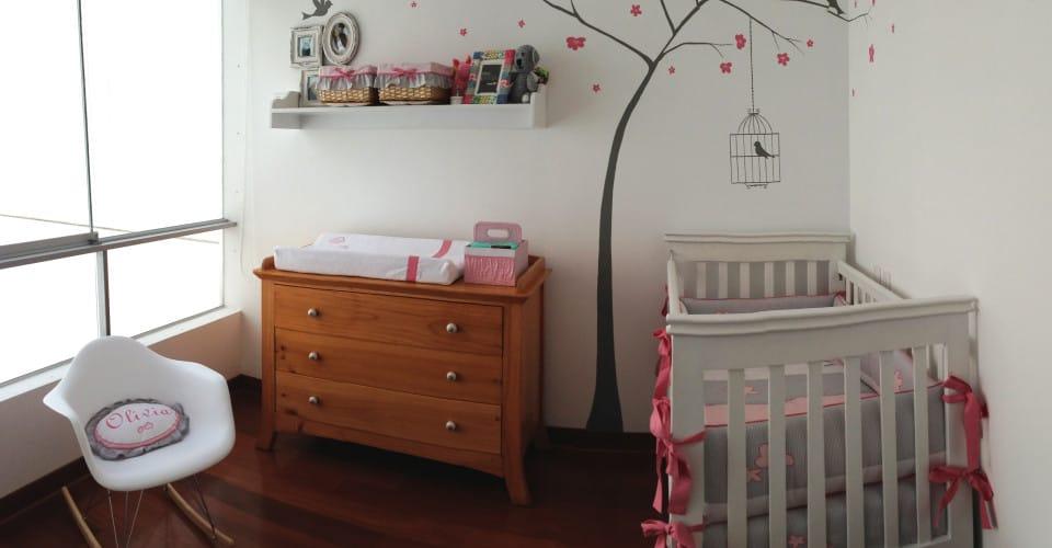Tisp para decorar tu casa para un reci n nacido for Como decorar el cuarto de un nino