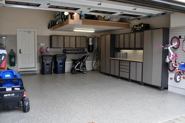 Instaurando Un Estilo Deportivo En El Garage Visitacasas Com
