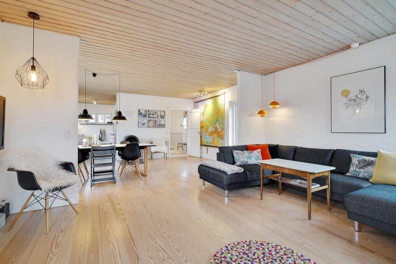 Ideando la decoración de un sótano con bajo presupuesto - VisitaCasas