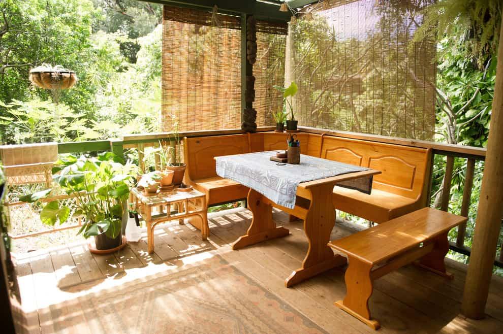 La Decoraci 243 N De Estilo Tropical Visita Casas