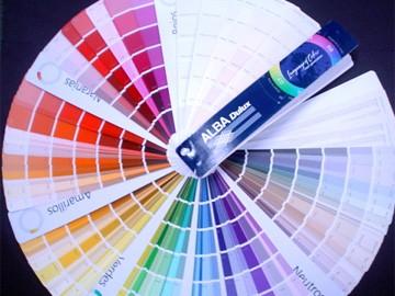 Aprendiendo a combinar colores en la decoraci n - Que colores combinan con el lila ...