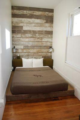 7 Claves para elegir los muebles para un dormitorio pequeño ...