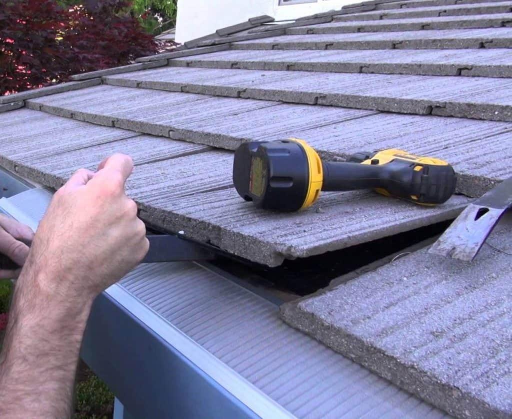 Ventajas y desventajas de reparar el techo de tejas for Como encielar un techo