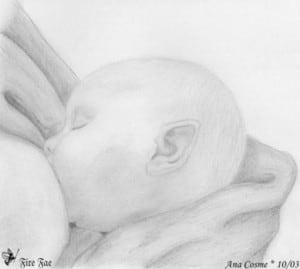 Amamantar a un niño