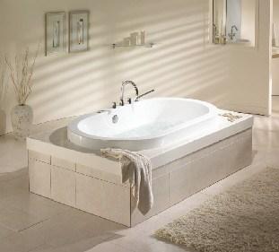 Nueva bañera