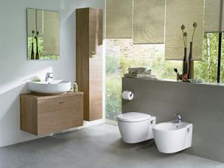 Ordenar el baño eficientemente.
