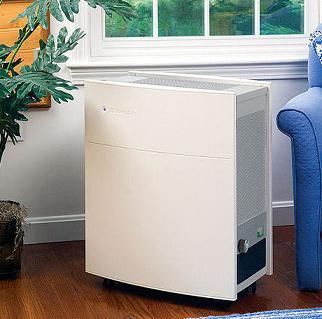 Consideraciones al comprar un purificador de aire.