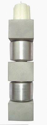 Eligiendo un soporte de velas con forma de torre - Soporte para velas ...