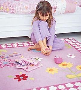 Opciones en alfombras para el dormitorio - Alfombras habitacion ninos ...