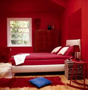 Los colores del hogar.