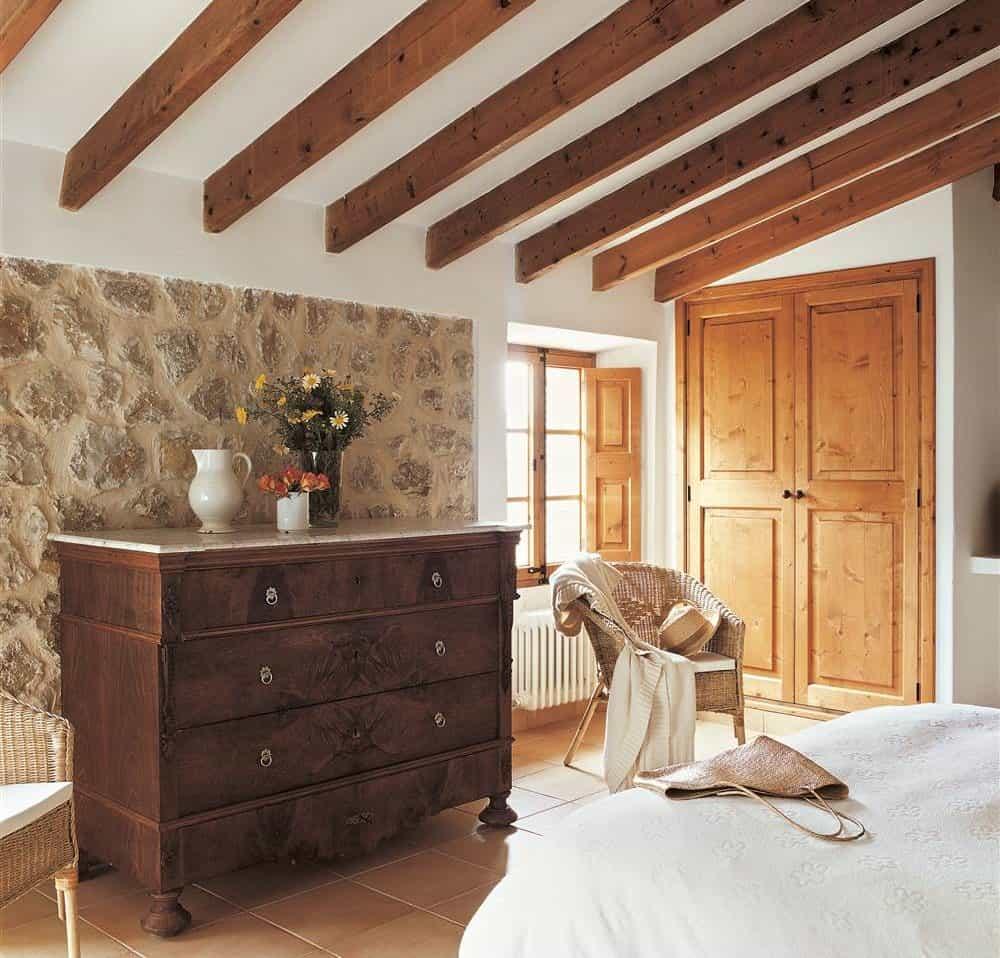 Eligiendo muebles antiguos para el dormitorio visita casas - Fotos de muebles antiguos ...