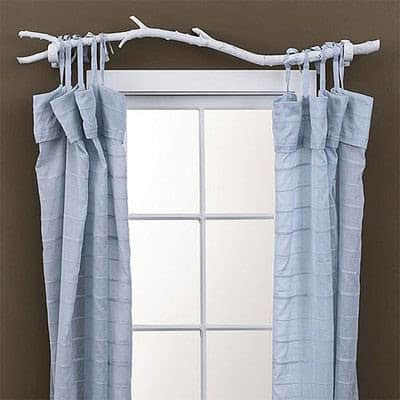 Cortinas de baño para ventanas: interior coincidencia de cortina ...