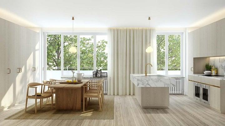7 mitos expuestos sobre la decoraci n con cortinas - Cortinas para comedores ...