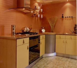 Rediseñar los muebles de su cocina.