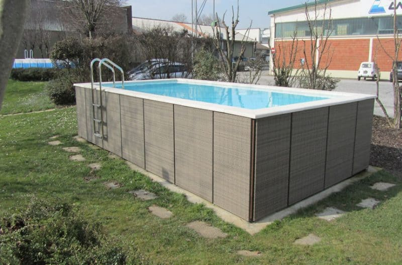 Instalando una plataforma para su piscina for Plataforma para piscina