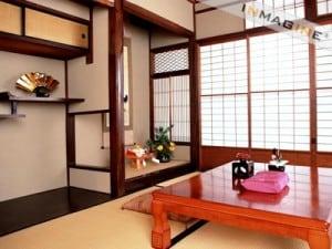 El arte japonés en la decoracion del hogar.