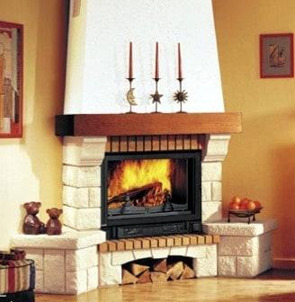 4 consejos para que su chimenea sea m s eficiente for Chimeneas electricas decorativas