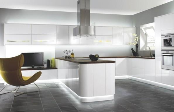 5 ideas para islas de cocina de la cual pueda estar - Salones muy modernos ...