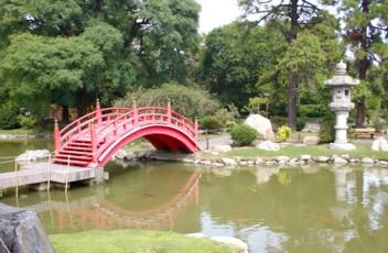 puentes de jardine estilo japones - Jardines Japoneses
