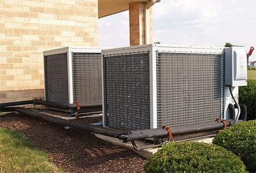 aire acondiciondo central