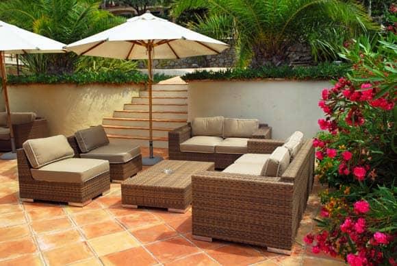 Muebles para exteriores: reflejo del estilo y la comodidad de los ...