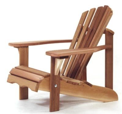 Eligiendo muebles para el patio for Muebles de madera para patio