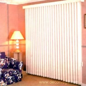 D ndole un nuevo estilo a las persianas verticales - Persianas venecianas verticales ...