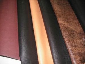 Cueros para tapicería