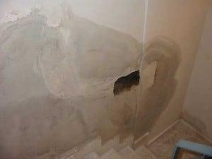 Consejos para deshumedecer los sótanos.