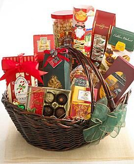 Canastas de regalos para las festividades :: VisitaCasas.com
