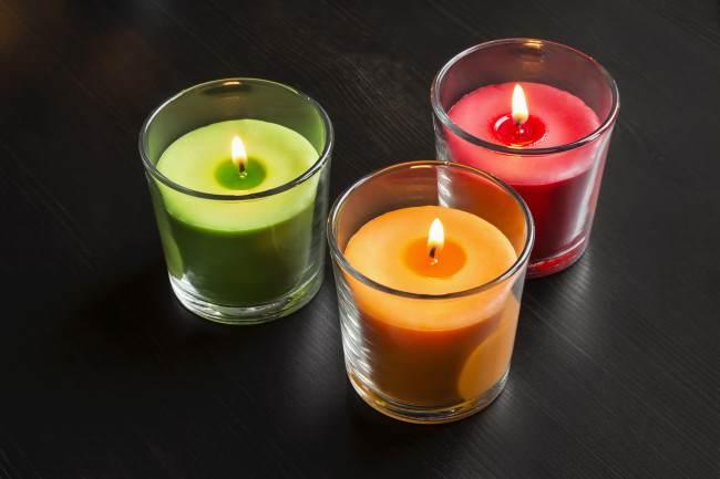 Consejos f ciles para aromatizar el ambiente con velas perfumadas - Velas de la suerte ...
