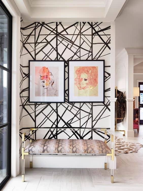 Eligiendo telas para cubrir las paredes - Telas para tapizar paredes ...
